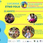 Lucania Etno Folk 2019 di Satriano di Lucania (Basilicata) con il concerto del duo cordaminazioni composto da Luca Fabrizio e Marcello De Carolis