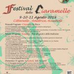 Raffaello Simeoni in Concerto il 10 Agosto ad Amatrice per il Festival delle ciaramelle 2019