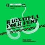 Ragnatela Folk Fest 2019 a Matera