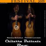 Alica Festival 2019 - Concerto del duo di chitarre battenti Loccisano - De Carolis a Melito di Porto Salvo