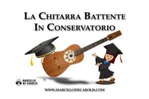 La chitarra battente in conservatorio con il corso di Francesco Loccisano presso il conservatorio di Nocera Terinese Tchaikovsky