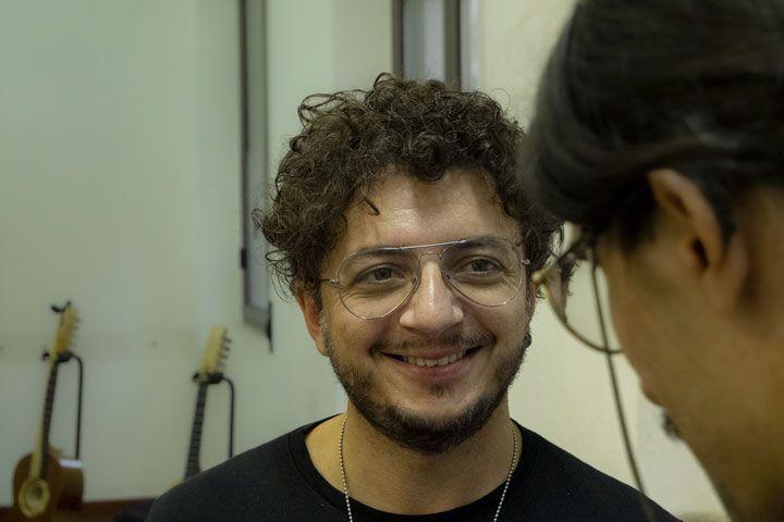 Alfredo Verdini percussionista