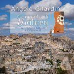 Concerto di Matera per Chitarra Battente e 10 strumenti composto da Angelo Gilardino - chitarra battente Marcello De Carolis - Direttore Tonino Battista