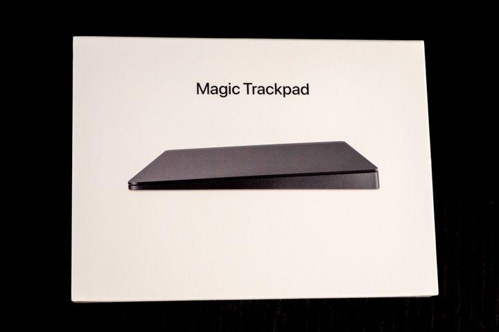 Scatola Magic Trackpad 2 della Apple
