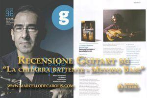 La recensione Guitart su la chitarra battente metodo base scritto da Francesco Loccisano e Marcello De Carolis ed edito da fingerpicking.net