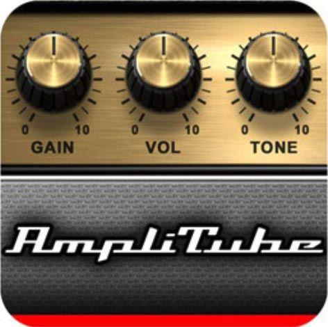 Amplitube app iPad per musica