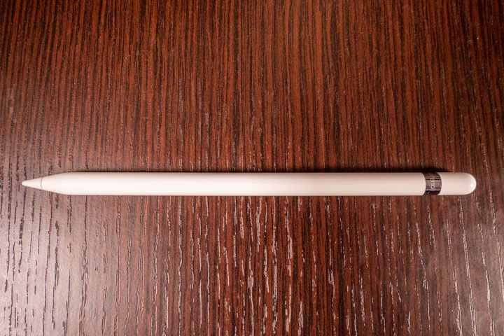 Apple Pencil per poter scrivere musica come su un foglio di carta.