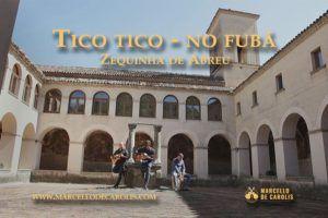 Tico Tico no fubá Zequinha de Abreu - Calvello - Marcello De Carolis trio