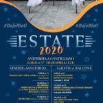 Concerti estate 2020 a Rieti