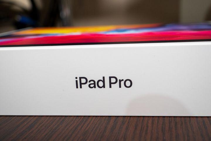Scatola iPad Pro 2020