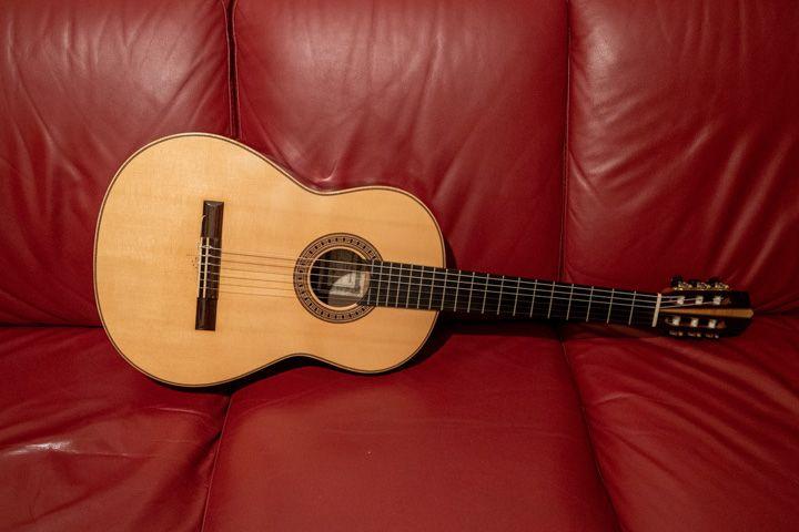 Chitarra classica Giuseppe Guagliardo