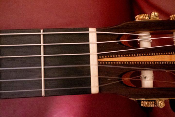 Traversina chitarra classica Giuseppe Guagliardo