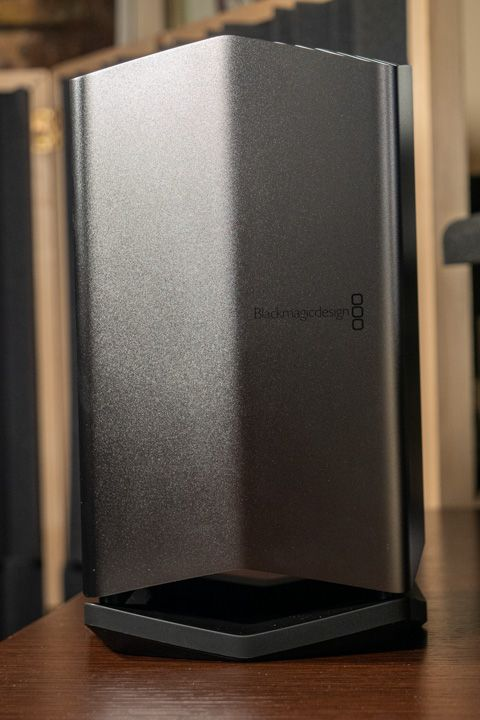eGpu Blackmagic