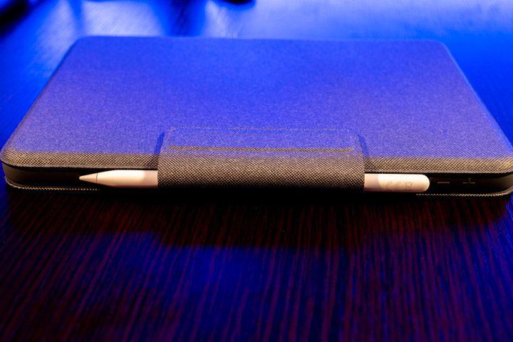 folio touch di logitech con apple pencil