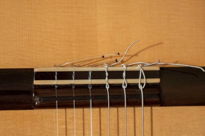 Ponte della chitarra Guagliardo