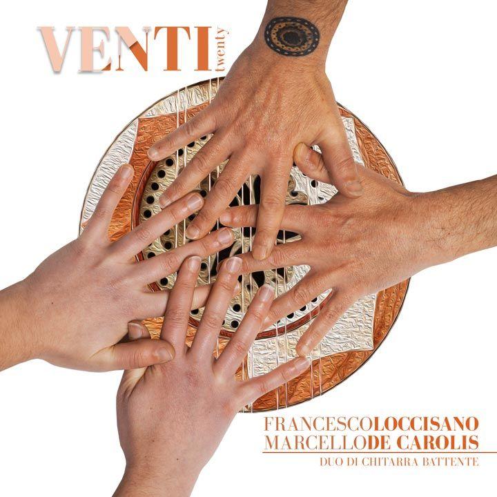 Il disco Venti del duo di chitarra battente Francesco Loccisano e Marcello De Carolis