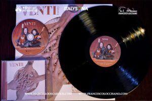 Venti Loccisano De Carolis duo di chitarra battente