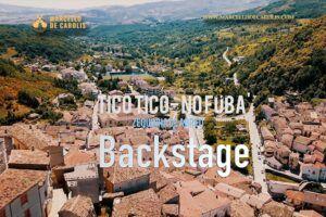 Backstage Tico tico