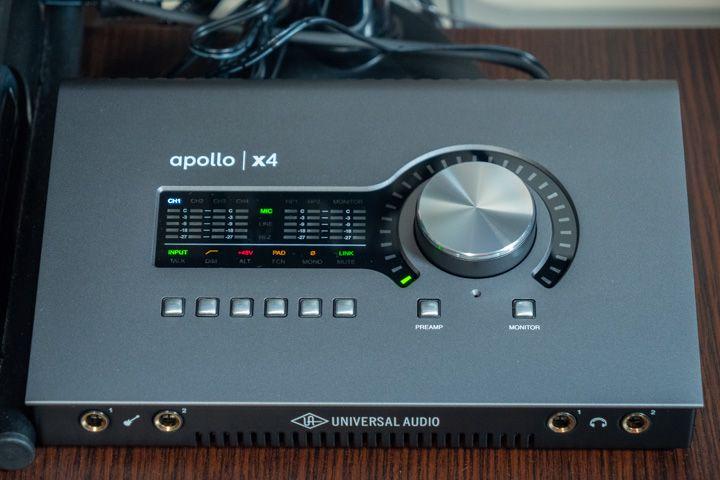 Apollo x4 in funzione