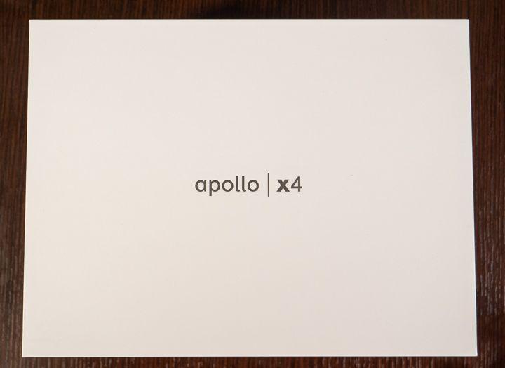Scatola interna della Apollo x4