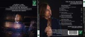 The ecleting beating contemporary music for chitarra battente