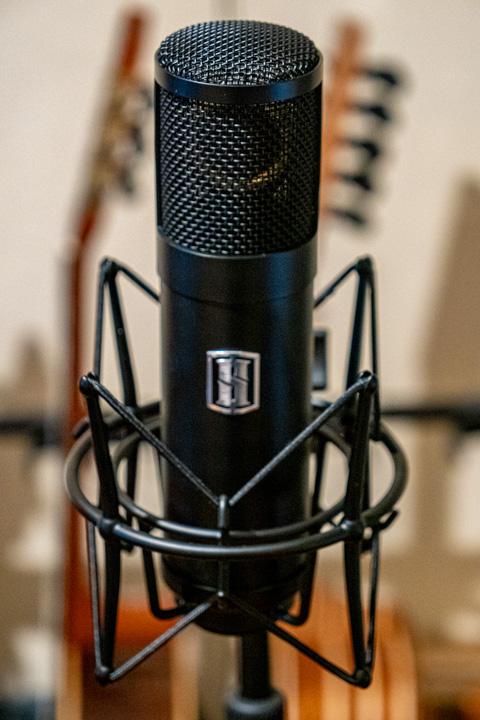 microfono slate digital ml-1