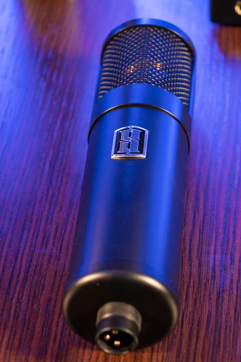 microfono slate digital