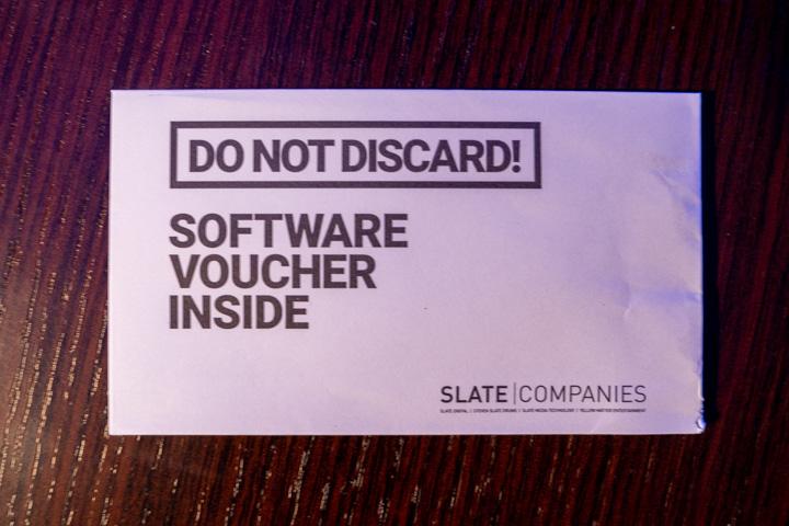 slate digital software voucher