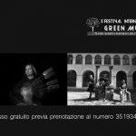 Marcello De Carolis trio in concerto a Fabro con chitarra battente Ukubass e cajon