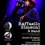 Concerto Raffaello Simeoni in San Marco in Lamis in provincia di Foggia