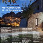 Pietrapertosa Borgo Festival chitarra battente Marcello De Carolis trio