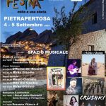 Borgo Festival Pietrapertosa concerto Marcello De Carolis trio