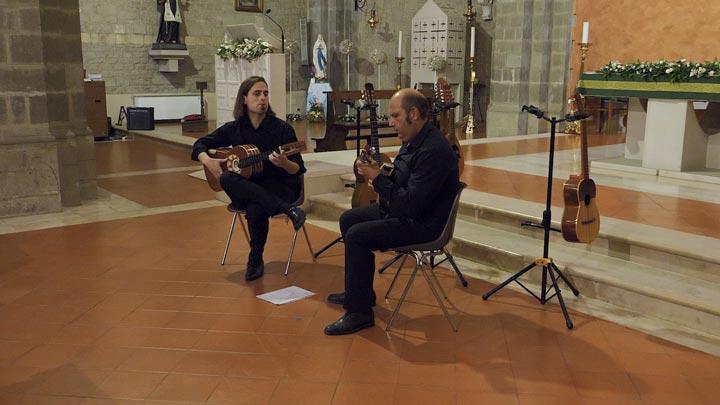 Concerto in Basilicata Rapolla Cordaminazioni