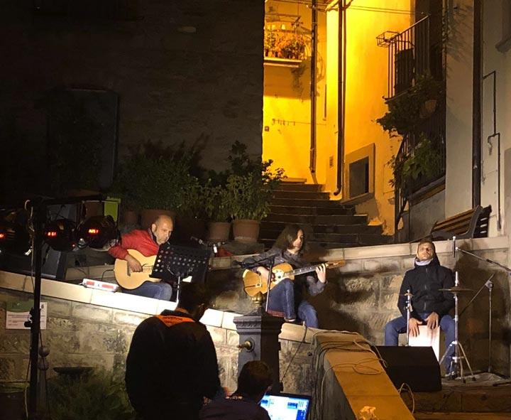 Concerto di Chitarra a Pietrapertosa in Basilicata