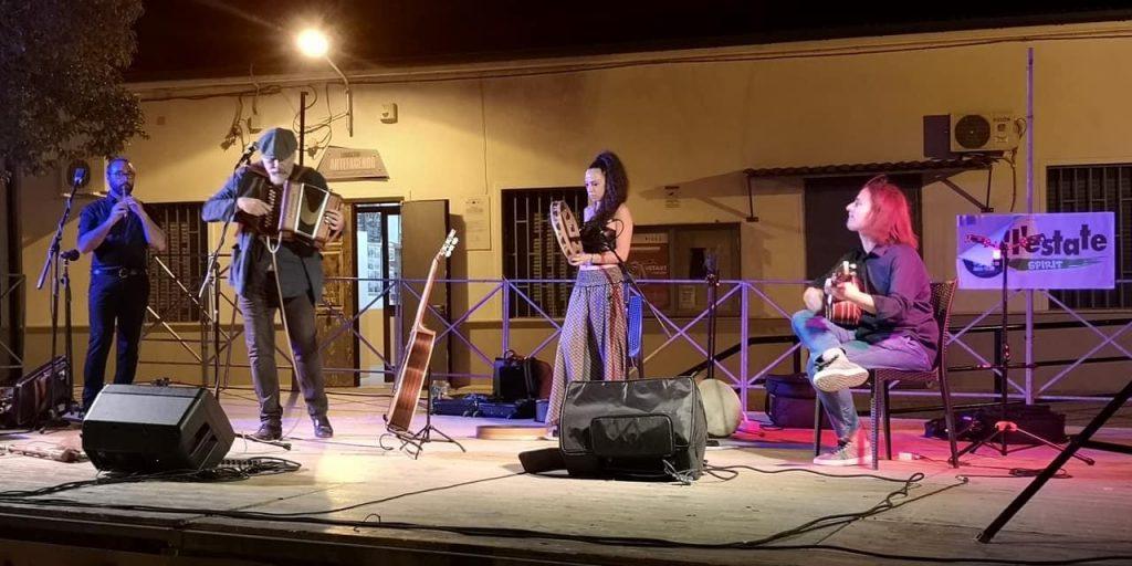 Raffaello Simeoni quartetto in concerto a San Marco in Lamis
