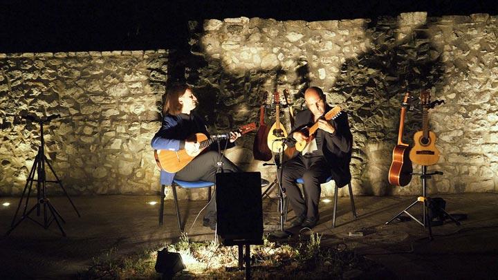 Concerto a Grottaminarda in provincia di Avellino di chitarra Cordaminazioni