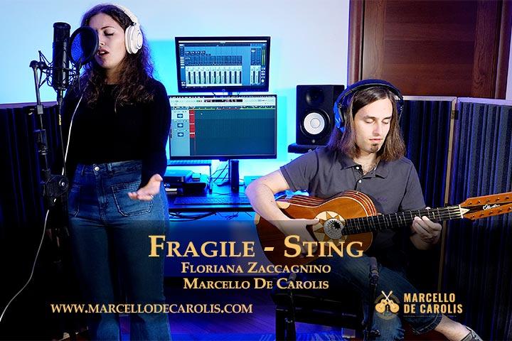 Fragile - Sting | Floriana Zaccagnino e Marcello De Carolis