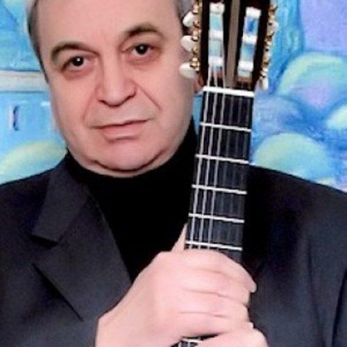 Angelo Gilardino Chitarra maestro e compositore